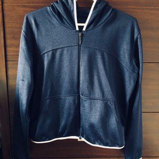 WORK-OUT JACKET - NAVY