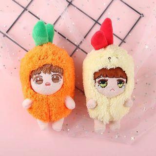 WTS Doll clothes 15cm/20cm - Tempura/Carrot onesie