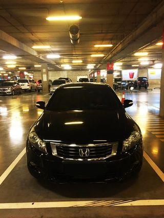 Honda Accord CP2 2.4L VTIL KM 85.000 Tangan Pertama