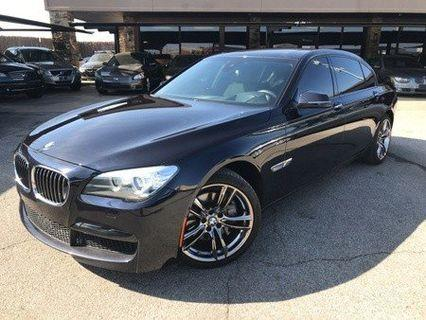 BMW 740i for Rent!