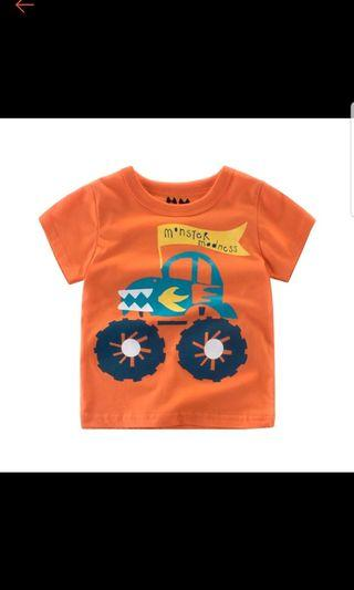 Good quality t shirts for 2yo boys