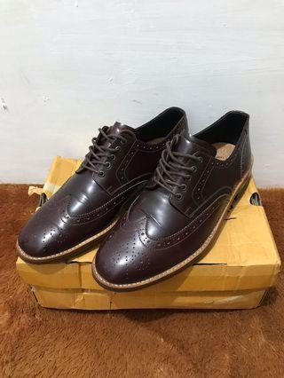 Cuma 300ribuan Sepatu Portee Goods Formal Like New Condition