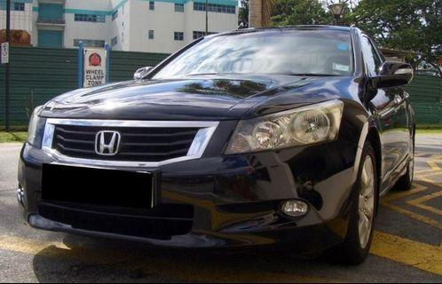 Honda Accord 2.4 Tiptop condition Selling at RM10,800 siap