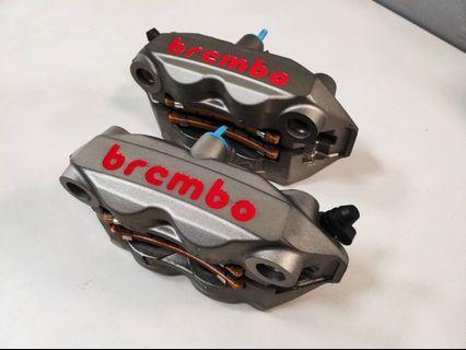 Brembo M4 1098 108mm卡鉗