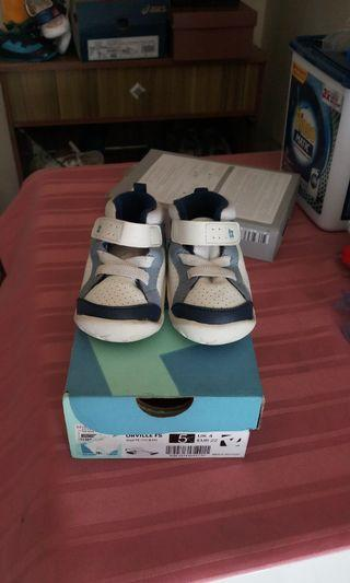 Sepatu anak boy shoes toe zone