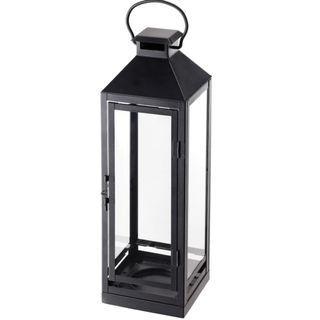 Large black lantern, in/outdoor