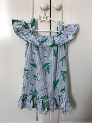 Gorgeous Cotton Dress [import dari Italy]