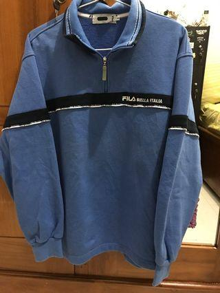 Baju/Sweater Fila Original