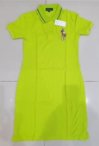 NEW!!! Dress Polo Ralph Lauren Ori