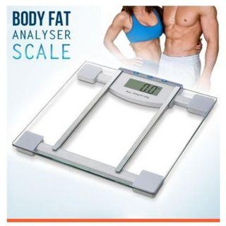 Weighing Scale / Body Fat Scale / Body Fat Analyser Scale / BMI Scale / Body Scale