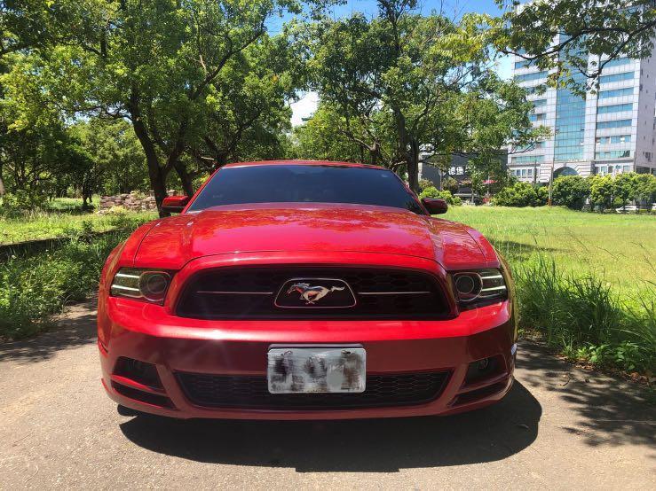 2011 福特 野馬 3.7