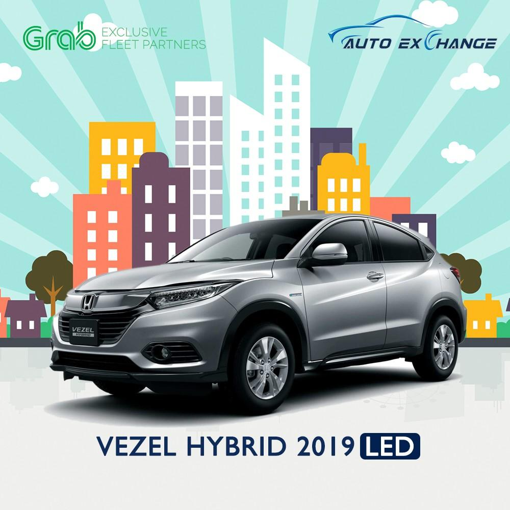 New Vezel Hybrid 1 Week Free Rental!