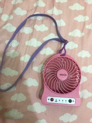 小電風扇(附掛繩