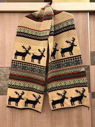 圖騰雙面圍巾