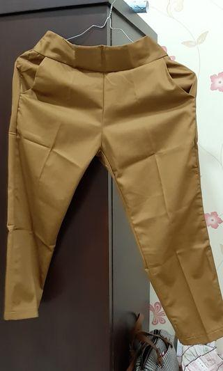 Celana Panjang Katun Choco