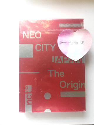 wts neo city japan dvd