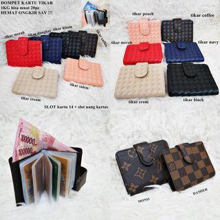Dompet card / dompet kartu