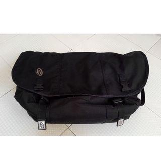 Timbuk2 Classic Black Messenger Bag size L