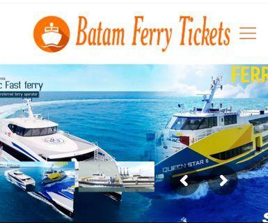 Batam ferry tickets fast respond http://www.wasap.my/+628117041515