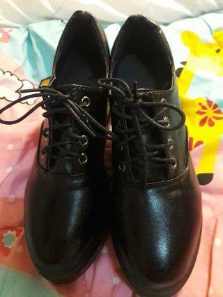 內增高厚底鞋