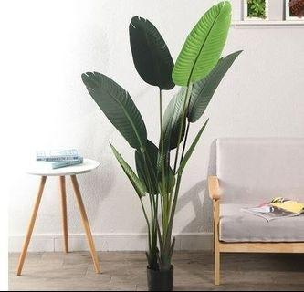 ARTIFICIAL BANANA LEAF 1.2 METER
