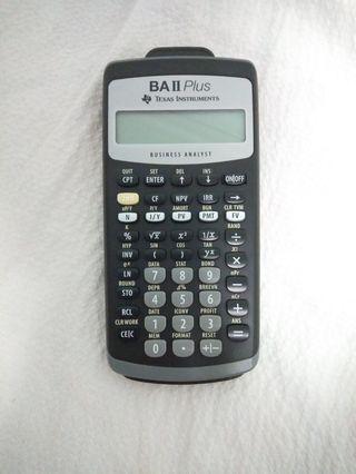 Texas Instruments Calculator