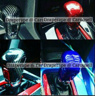 Genuine Carbon Fiber Gearknob - Honda Shuttle / Civic FC 10th Generation Civic