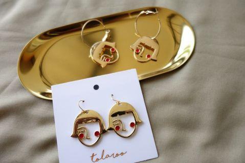 Little girls earring