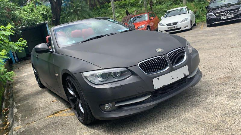 BMW 323I CONV 2011 WhatsApp me at 93501888 if interested