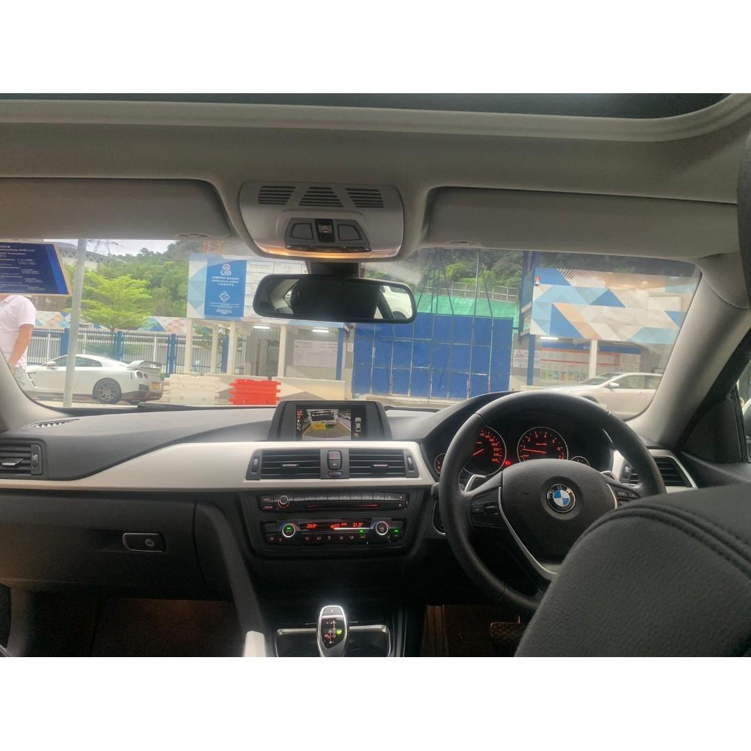BMW 420IA COUPE 2014