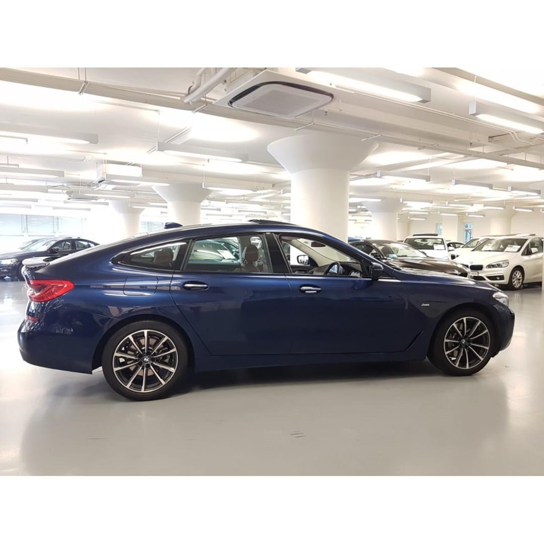 BMW 630iA Gran Turismo Sport