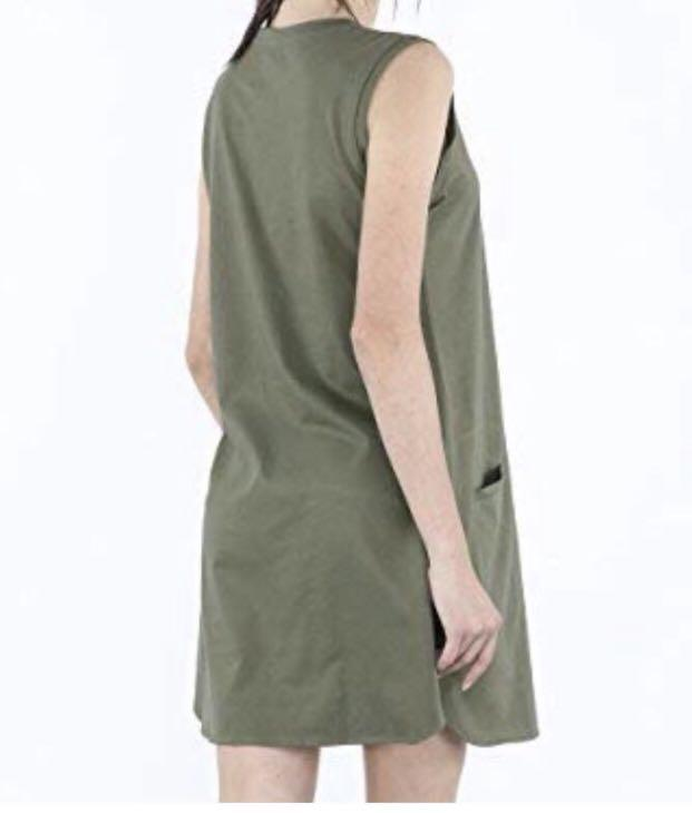 BNWOT 100% cotton dress size XL (May also work for Large)