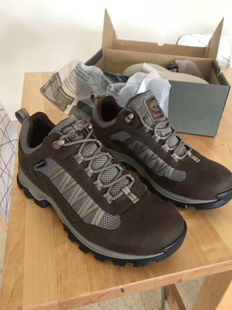Mt Maddsen Lite Low WP Hiking Boot