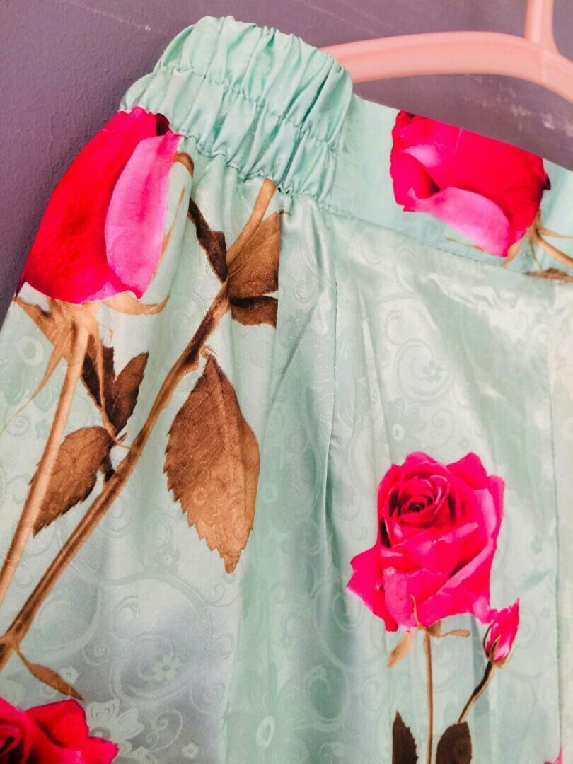 Celana motif maxmara