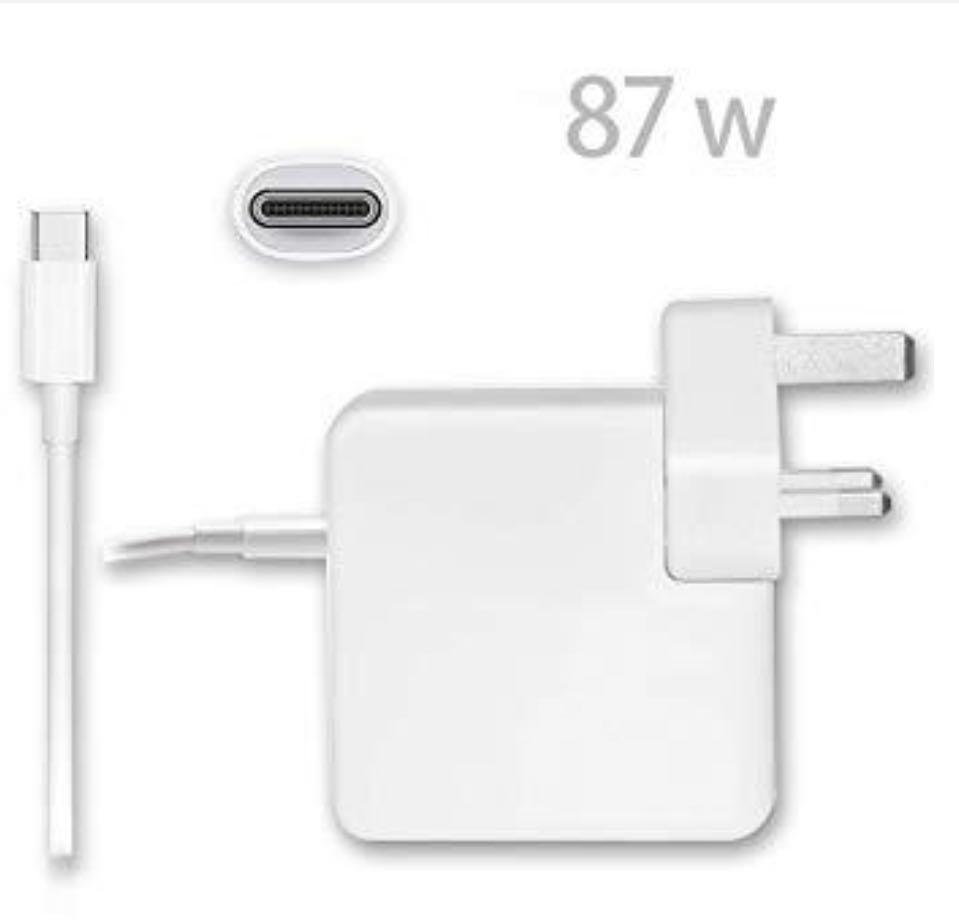D299: 87w USB-c Power Adapter