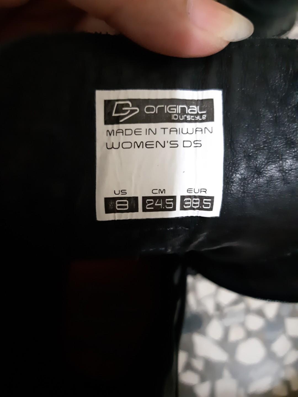 D7 original黑色靴