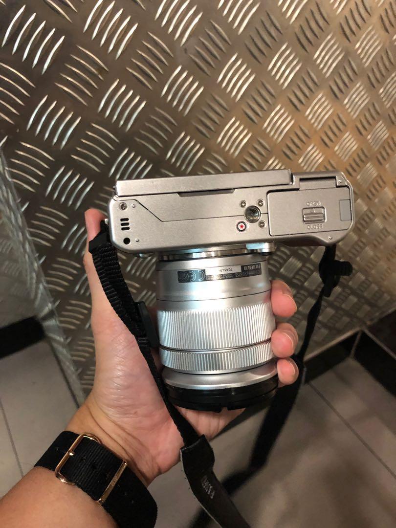 Fujifilm XA3 Fullset Brown