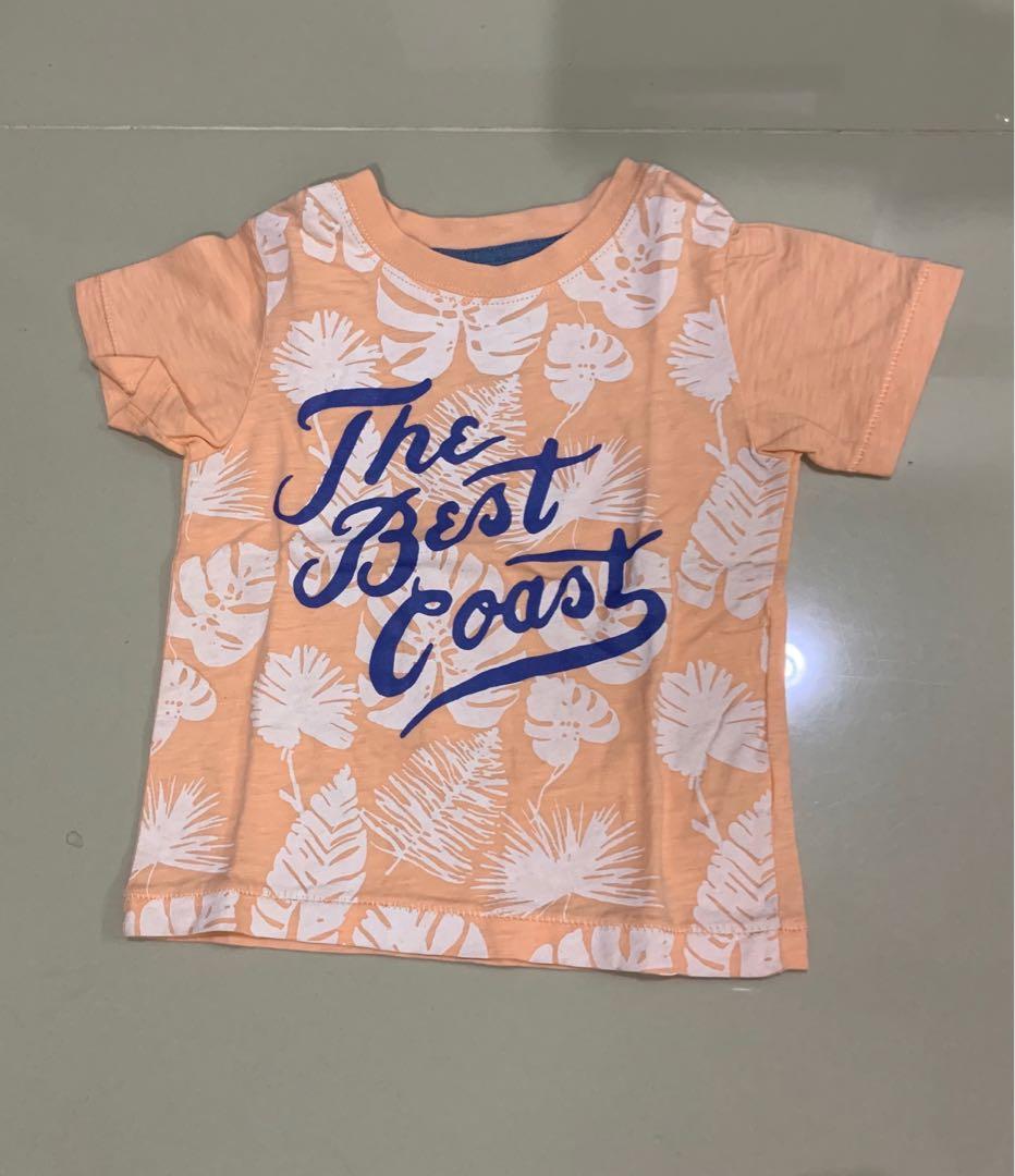 Gingersnaps tshirt orange
