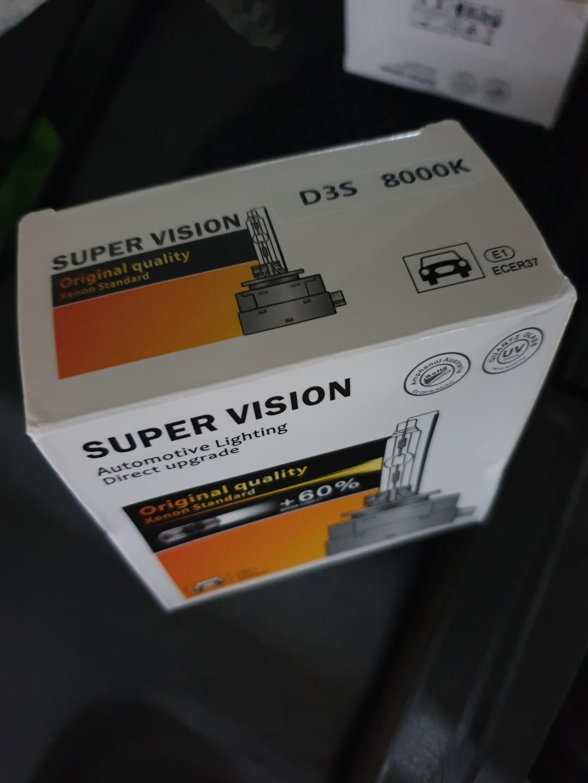 D5S Philips Xenon Bulb K Original Genuine HID D5S 12V 25W PK32d-7 Bulbs 1PC