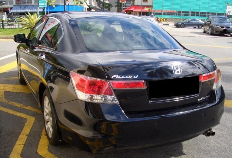 Honda Accord 2.4 Tiptop condition Selling at RM10,800 siap
