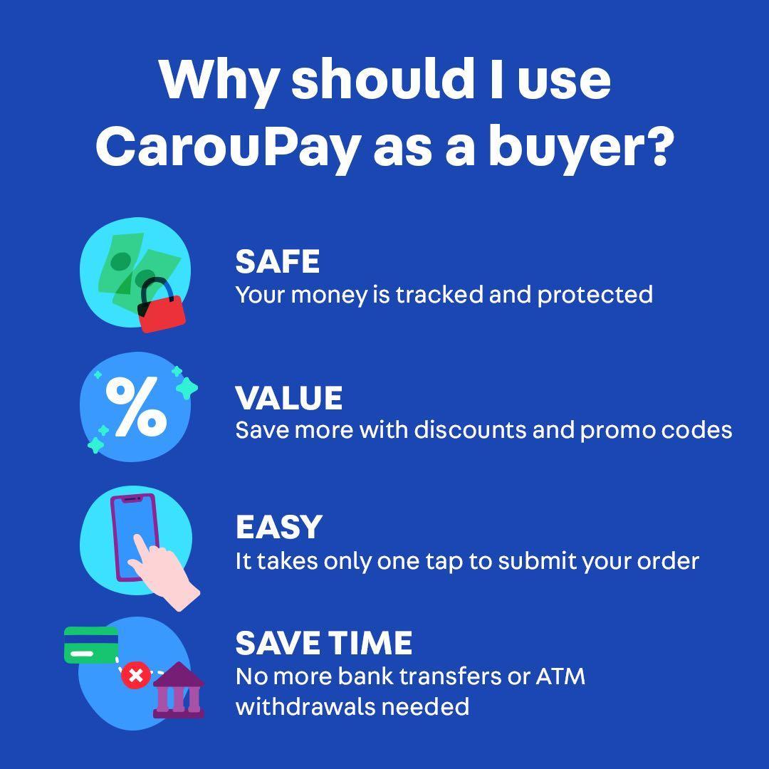 How do I buy with CarouPay?