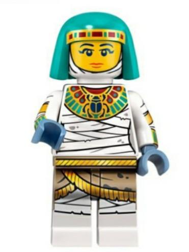 Lego Series 19 Video Game Champ and Mummy Queen