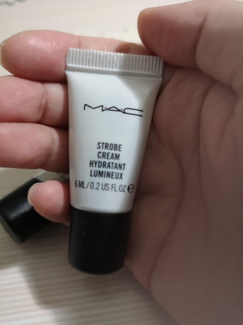 Mac發光霜 妝前乳