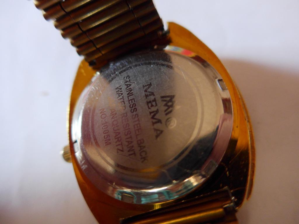 Mema Diastar Quartz Watch