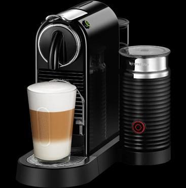 Nespresso CitiZ & Milk Espresso Machine by De'Long