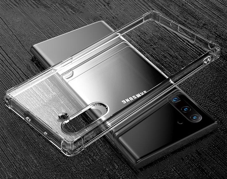 Samsung Galaxy Note 10 / Note 10 Plus Tough Clear Phone Case