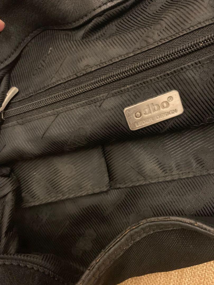 Odbo 專櫃大容量肩背包 德國品牌