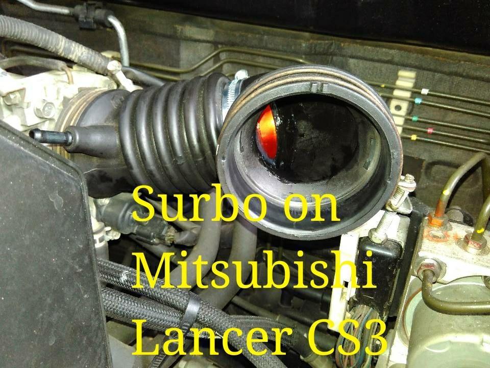 Powerful fuel saver Surbo