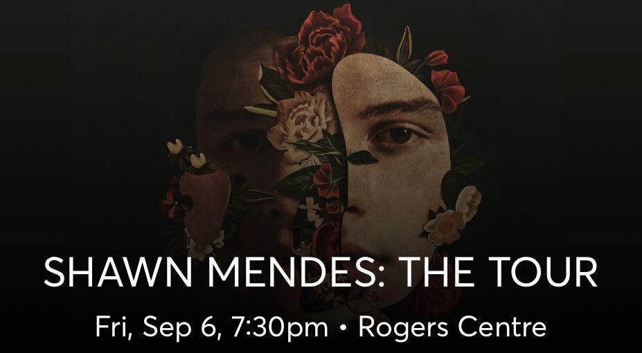 SHAWN MENDES @ ROGERS CENTRE