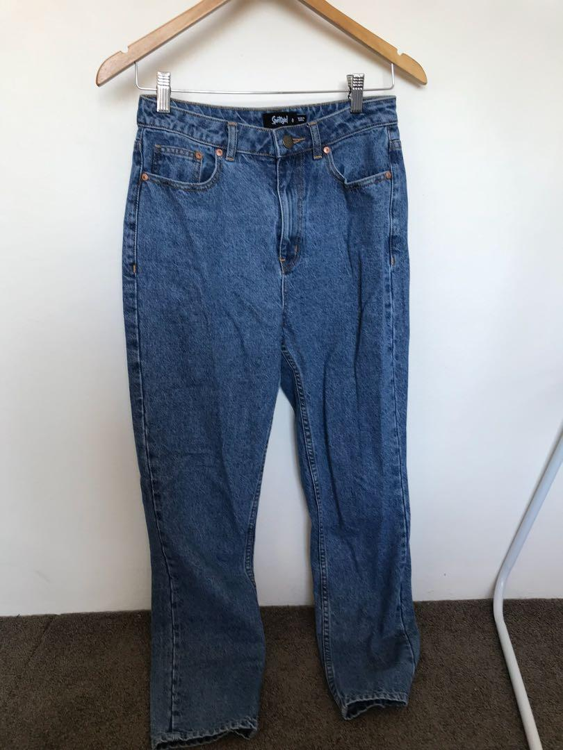 Sportsgirl Jeans size 8  vintage style